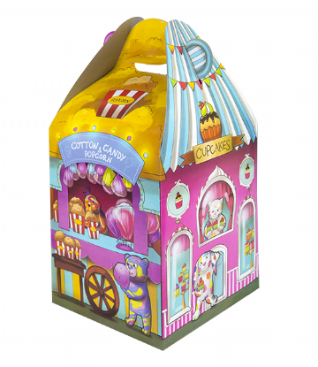 "Carry Home Box - 8"" - Sweetshop"
